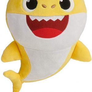 baby shark jaune
