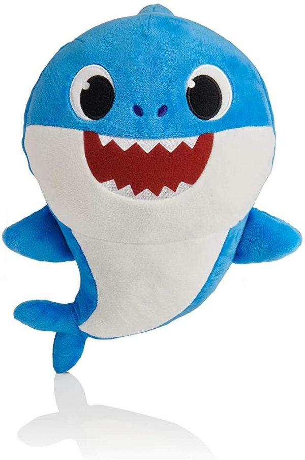 baby shark bleu