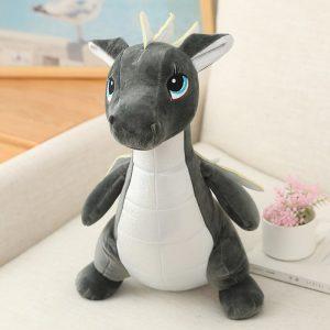 Dragon gris
