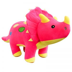 dinosaure rose
